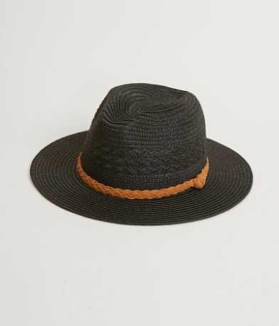 D & Y Straw Panama Hat