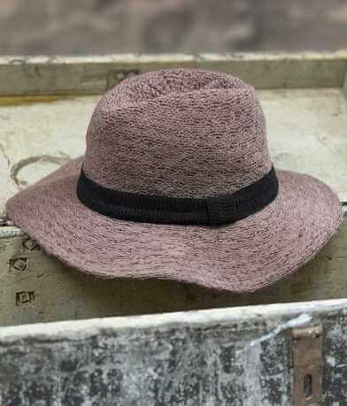 D & Y Open Weave Hat