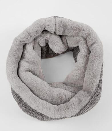 David & Young Reversible Infinity Scarf