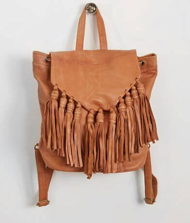 Day&Mood Lee Leather Backpack