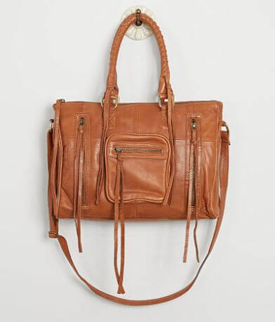 Day&Mood Rose Leather Purse