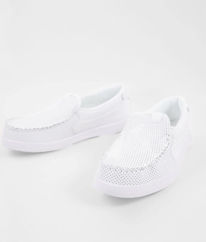 DC Shoes Villain Leather Shoe