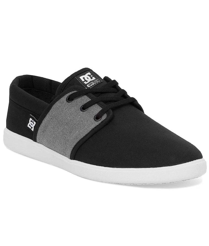 Dc Shoes Haven Shoe Men S Shoes In Black Rinse Buckle