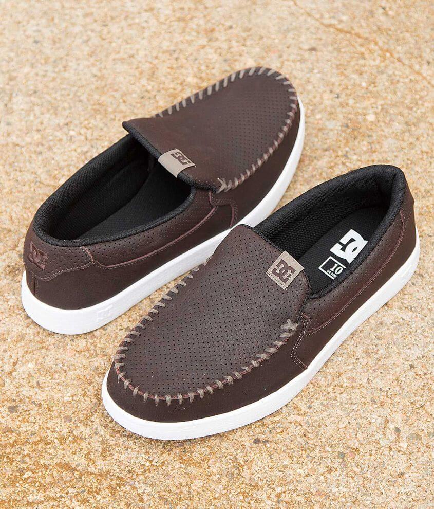 DC Shoes Villian TX Shoe front view