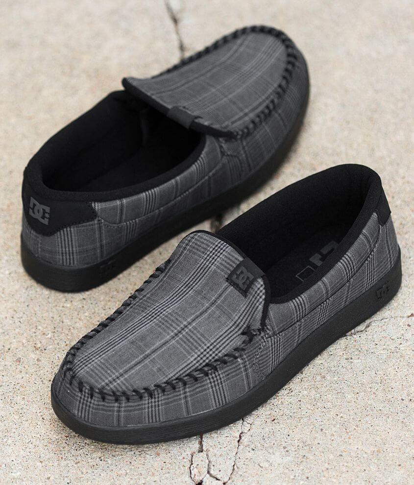 DC Shoes Villain TX Shoe front view