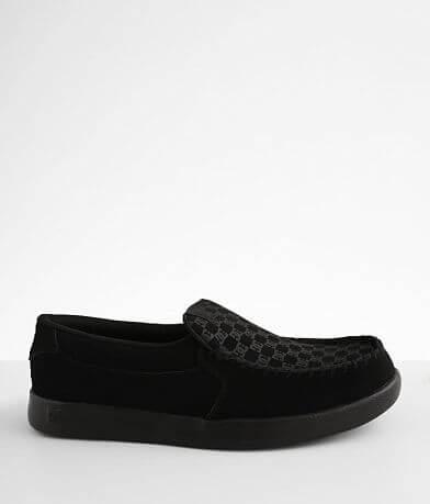 DC Shoes Villian 2 Leather Shoe