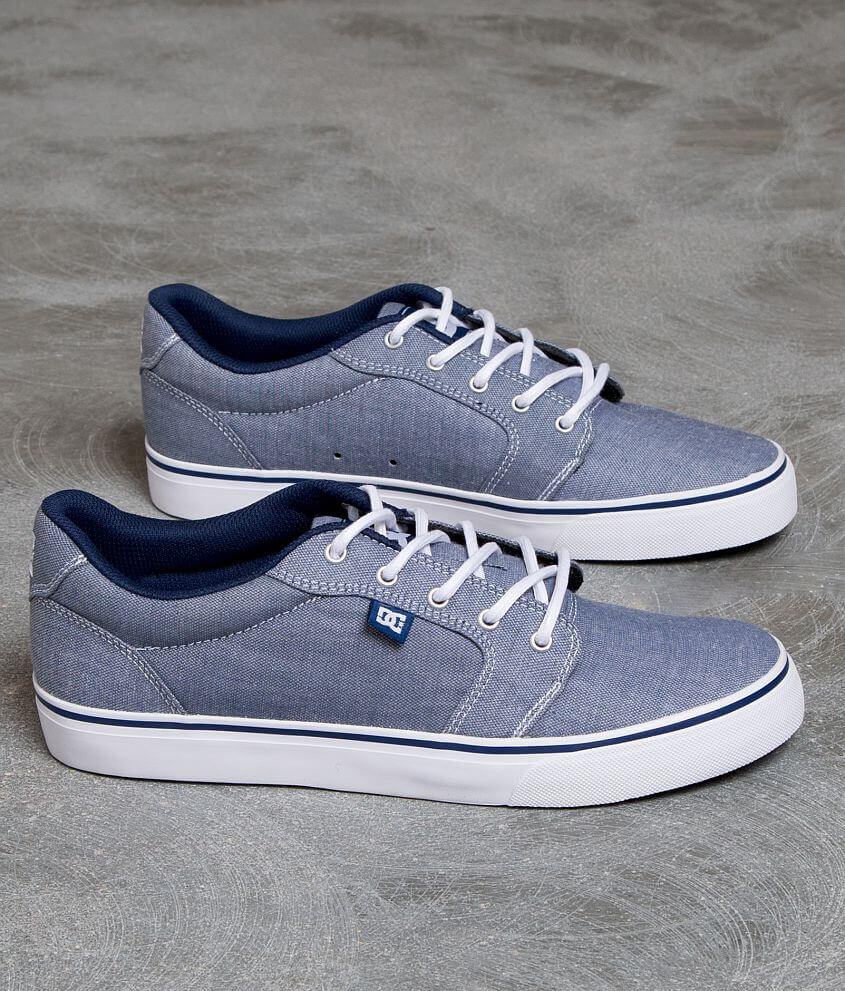 DC Shoes Anvil TX Sneaker front view