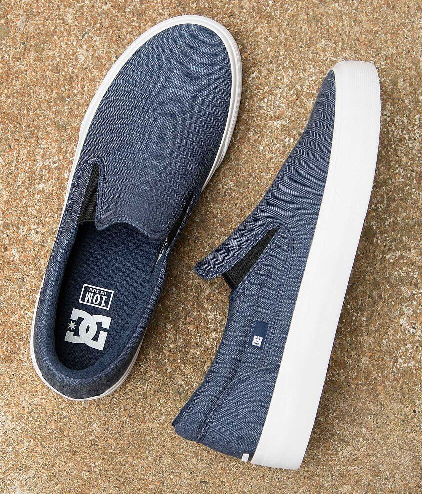 DC Shoes Trase TX Shoe front view