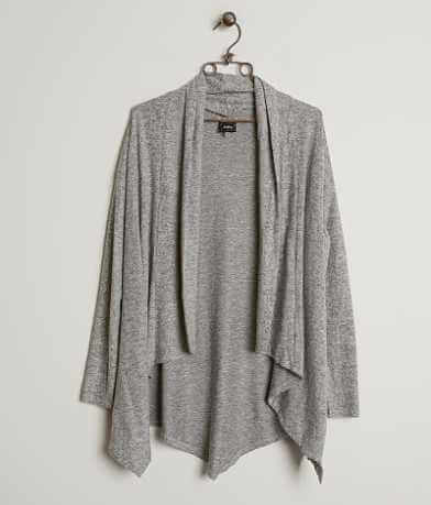 Daytrip Heathered Cardigan Sweater