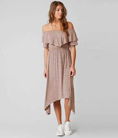 Willow & Root Striped Dress