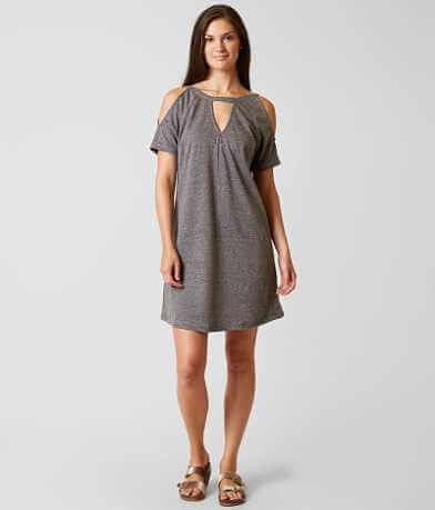 Dee Elle Cold Shoulder Dress