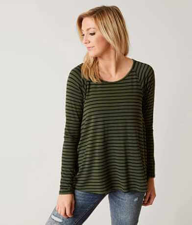 dee elly Striped Top