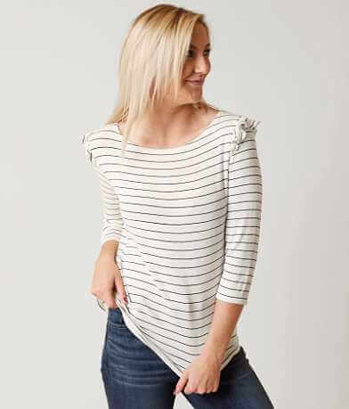 En Elly Striped Top