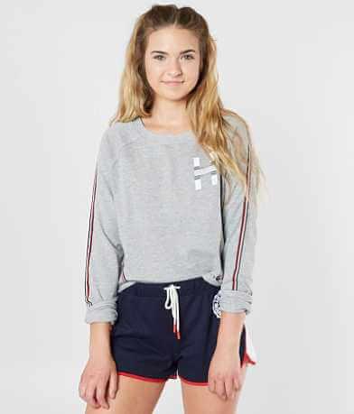 Tommy Hilfiger Raw Edge Sweatshirt