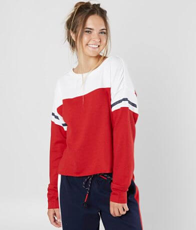 Tommy Hilfiger PJ Color Block Sweatshirt