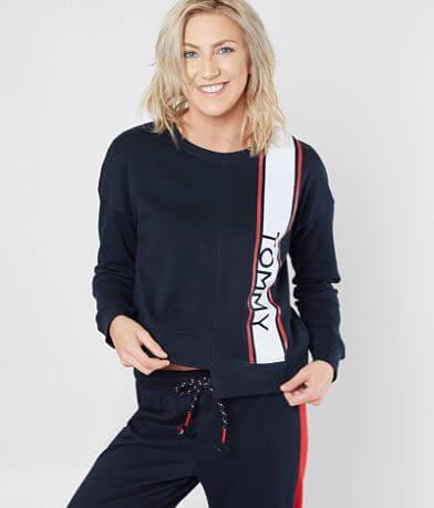 Tommy Hilfiger Asymmetrical Sweatshirt