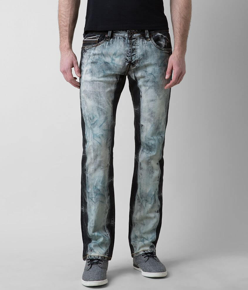 11efb395 Cult of Individuality Rebel Straight Stretch Jean - Men's Jeans in Glazed |  Buckle