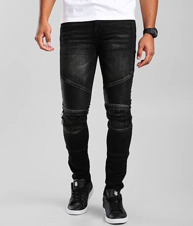 Cult of Individuality Punk Moto Skinny Jean