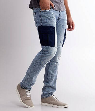 Cult of Individuality Rocker Straight Cargo Jean