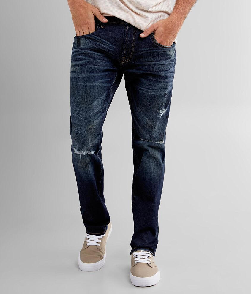 Cult of Individuality Rocker Slim Straight Jean front view
