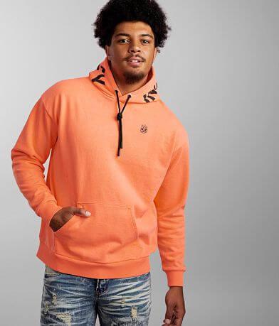 Cult of Individuality Neon Hooded Sweatshirt