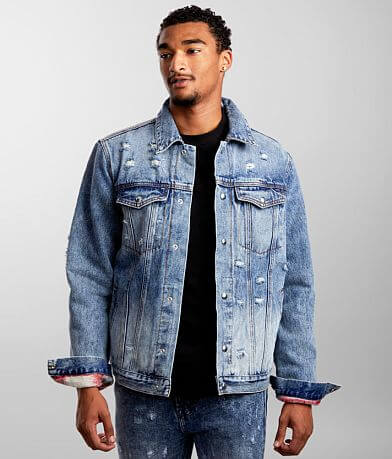 Cult of Individuality Type II Denim Jacket