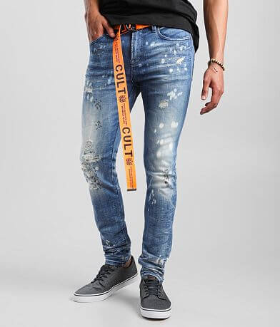 Cult of Individuality Punk Super Skinny Jean