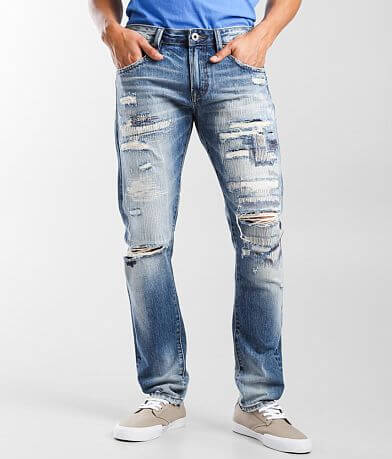 Cult of Individuality Rocker Slim Straight Jean