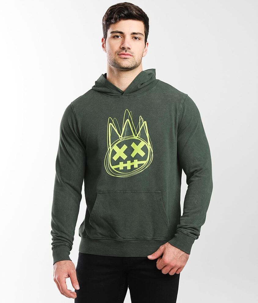 Cult of Individuality Schimuchan Hoodie front view