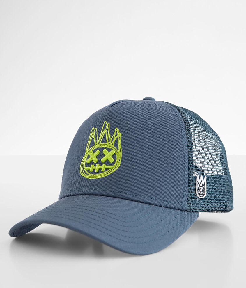 Cult of Individuality Shimuchan Trucker Hat front view