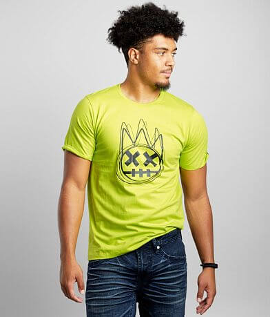 Cult of Individuality Schimuchan Neon T-Shirt