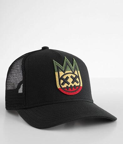 Cult of Individuality Bob Marley Trucker Hat