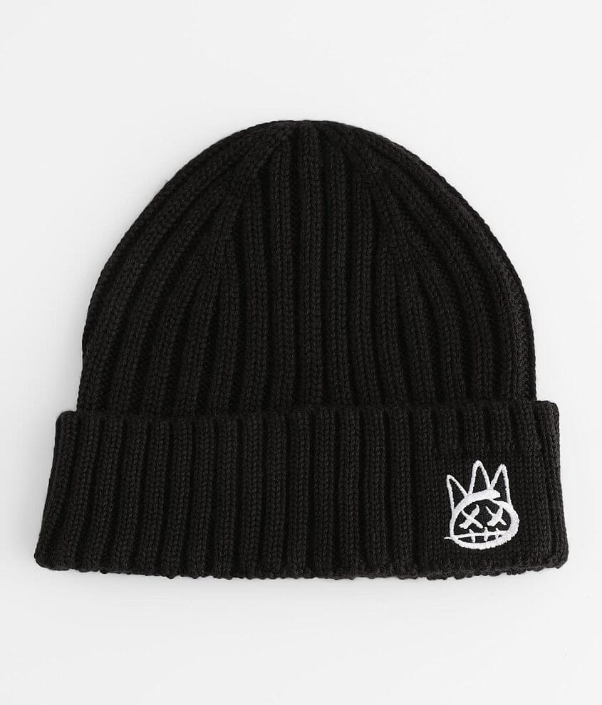 Cult of Individuality Ribbed Knit Beanie front view