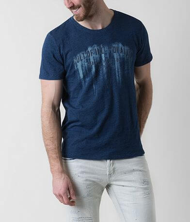 Cult of Individuality Paint Drip T-Shirt