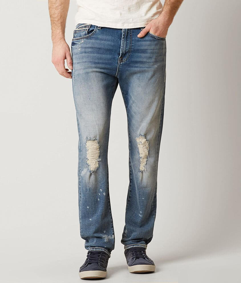 Cult of Individuality Stilt Skinny Jean front view