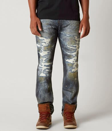 Cult of Individuality McCoy Straight Stretch Jean