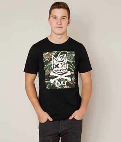 Cult of Individuality Camo T-Shirt