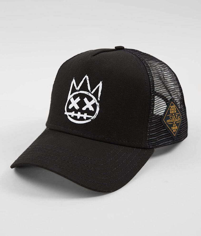 Cult of Individuality 59Fifty Trucker Hat front view
