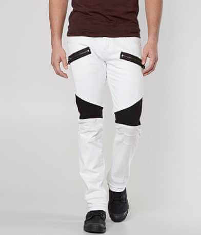 Cult of Individuality Greaser Moto Stretch Jean
