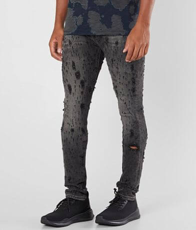 Cult of Individuality Punk Skinny Stretch Jean
