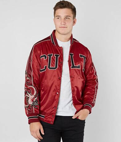 Cult of Individuality Varsity Jacket