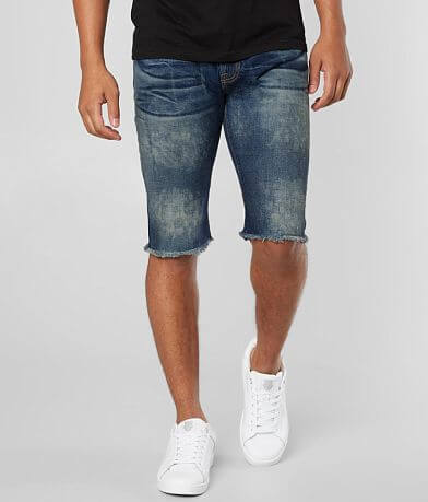 aab5d2fee Cult of Individuality Rocker Slim Denim Short