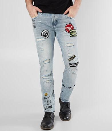 Cult of Individuality Rocker Slim Jean