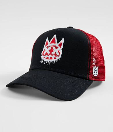61b04a6b4ce3d Cult of Individuality Shimuchan Trucker Hat