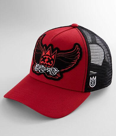Cult of Individuality Wings Trucker Hat
