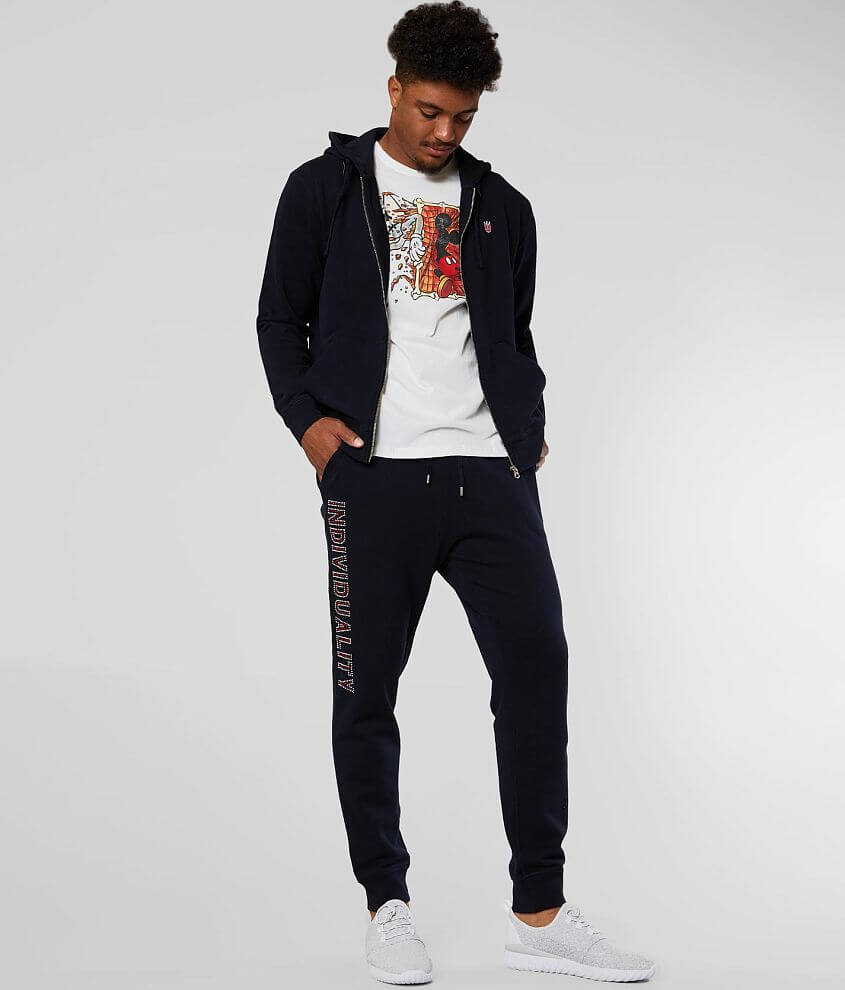 Cult of Individuality Crystal Jogger Sweatpant front view