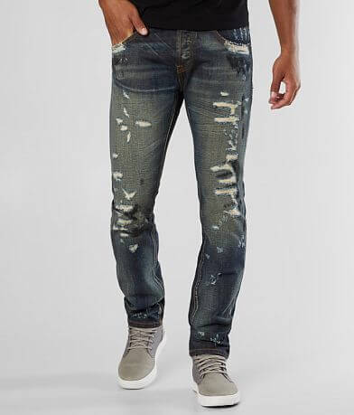 Cult of Individuality Greaser Slim Straight Jean