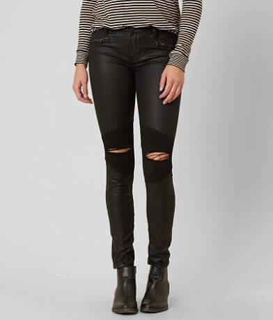 Cult of Individuality Moto Mid-Rise Skinny Jean