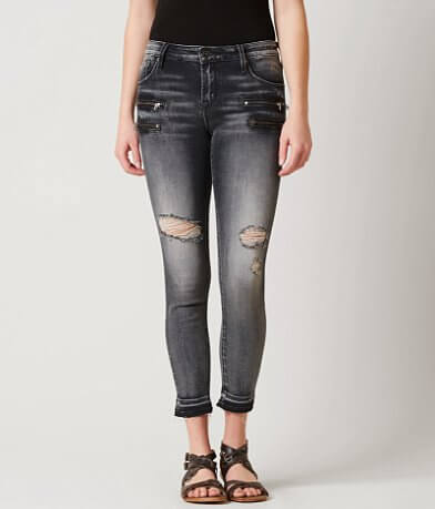 Cult of Individuality Skinny Stretch Cropped Jean