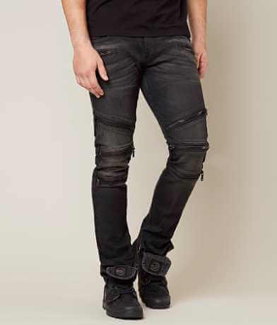 Cult of Individuality Rocker Moto Straight Jean